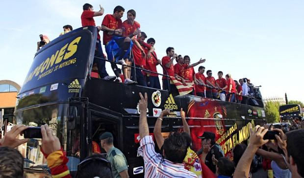 bus del triunfo