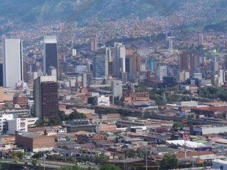 Medellín, panorámica
